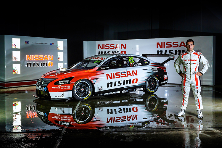 Nissan Colors For Supercars In Australia Revealed Global