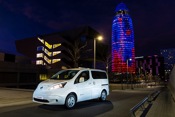45337fdbf65fb2 Nissan e-NV200 is Europe s best-selling electric van - Global Newsroom