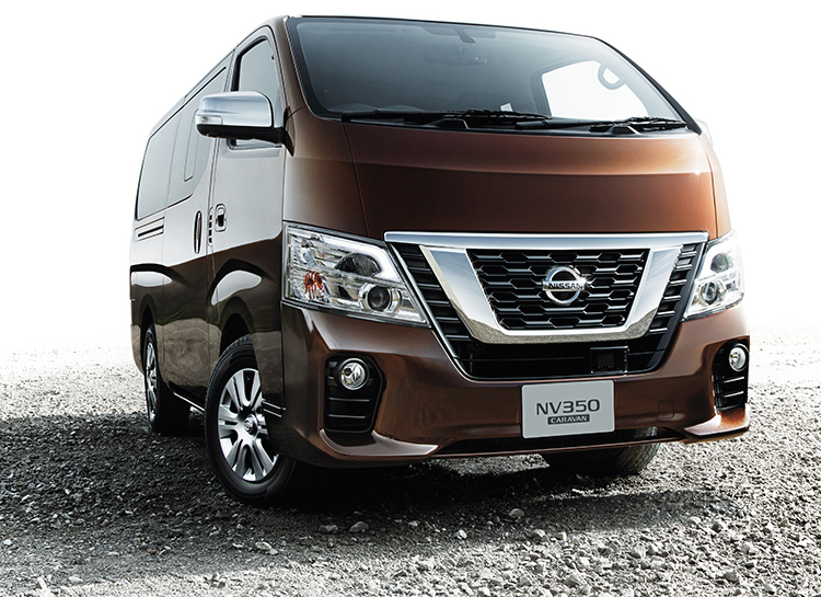 5e694ff75d Nissan s redesigned NV350 Caravan goes on sale in Japan - Global Newsroom