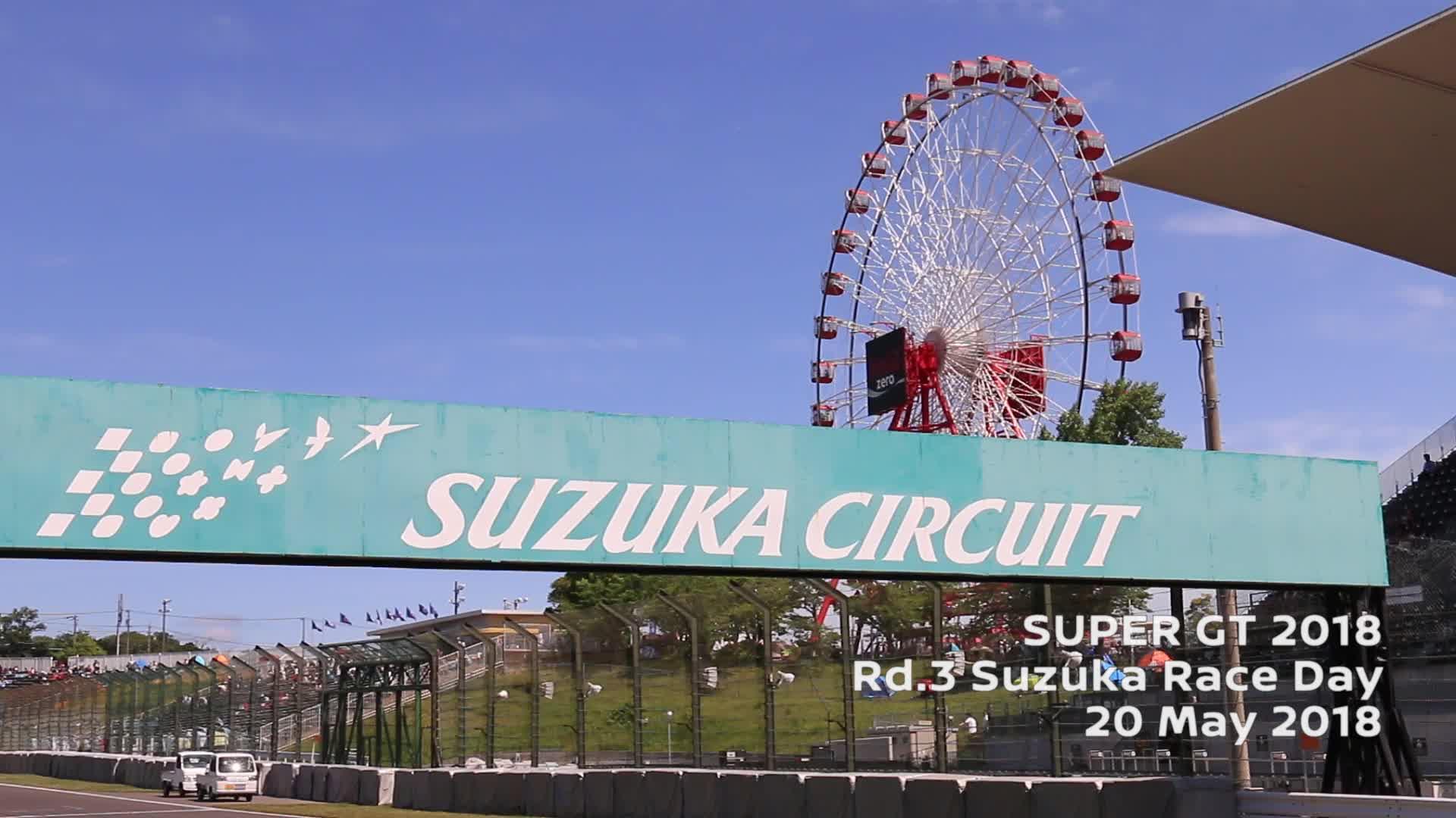 Nismo Global Newsroom Circuit Work At La Sarthe Still Underway Dailysportscarcom Super Gt 2018 Rd3suzuka Race Day Digest