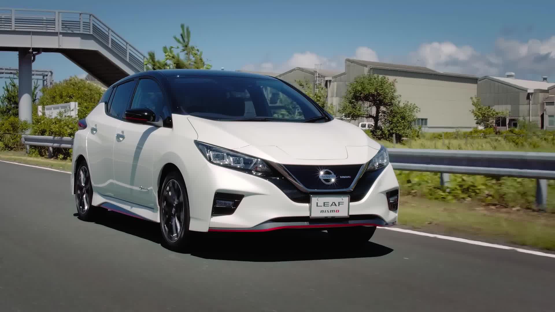 Nissan Leaf Nismo To Make World Debut Global Newsroom Almera Black